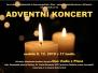 Adventní koncert 8.12.2019